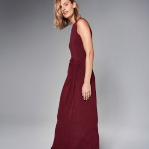 Abercrombie and Fitch knotted maxi dress XS